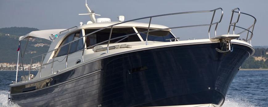 """Kroatien Ausbildungs """"Motorboot"""" Törn"""