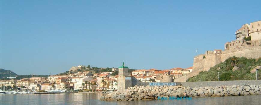 Segeln in Sardinien,Korsika