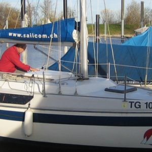 Segelschule am Bodensee