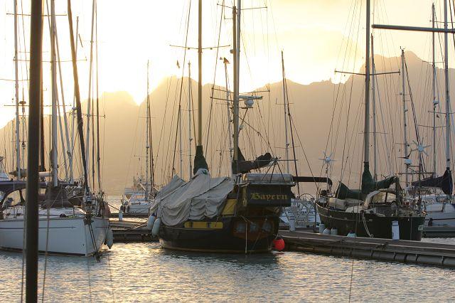 Capo Verde Segeltörn