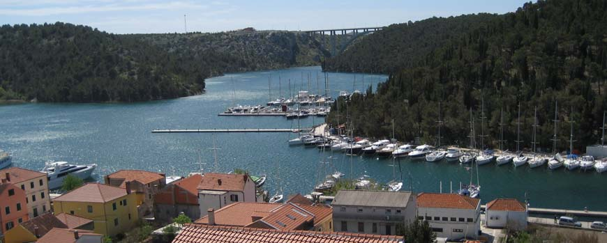 Ferientörns ab Sukosan (Zadar) Skipperausbildung