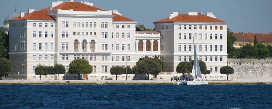 Kroatien Ausbildungstörn