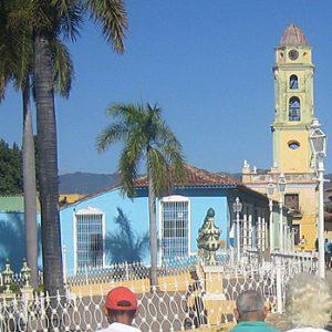 Trinidad Museum Platza