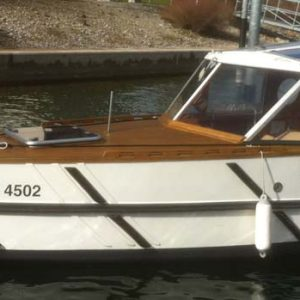 Motorbootprüfung