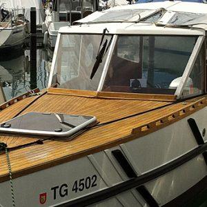 Motorbootfahrstunden