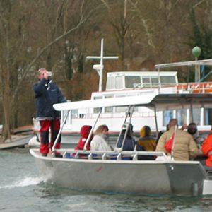 Rhein Weiterbildung Bootsfahrschulen