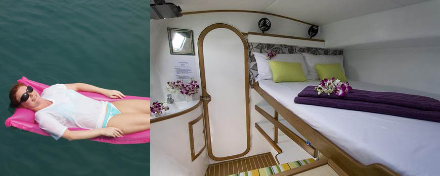 Puketh Thailand mit Luxus Kat in Thailand oder Burma