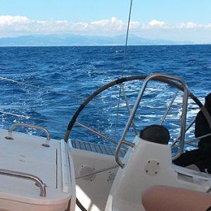 Segeln in Sardinien Korsika