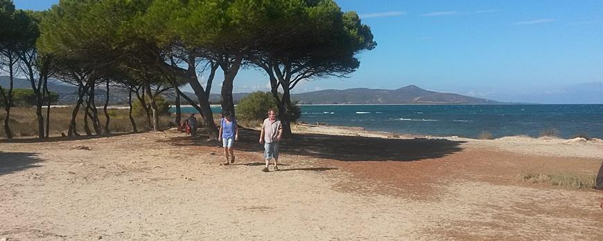 Sardinien Törn