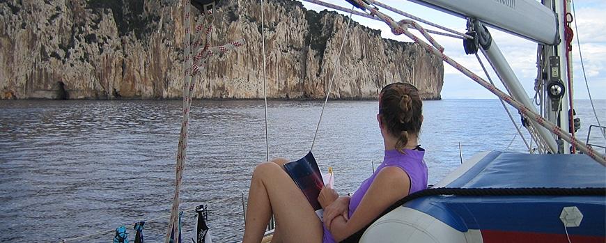 Segelferien Sardinien und Korsika