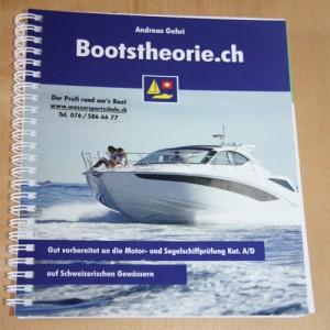Lehrbuch für die Bootstheori