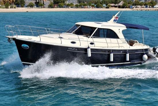 Motorboot Kroatien
